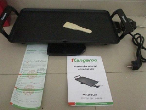 bếp nướng điện Kangaroo KG1300 LGN