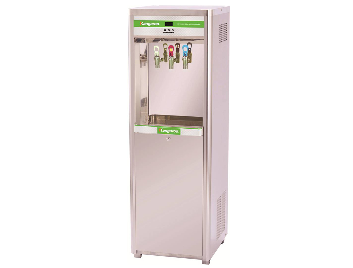 Lý do bạn nên sử dụng cây nước nóng lạnh 3 vòi cho gia đình mình - www.TAICHINH2A.COM