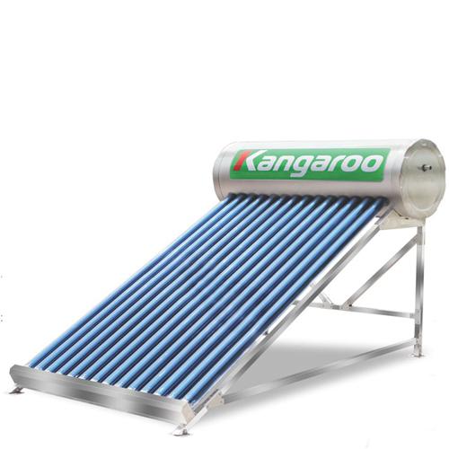 Kết quả hình ảnh cho máy nước nóng năng lượng mặt trời kangaroo