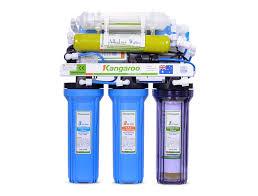 Máy lọc nước Kangaroo KG104A KV (dòng A - bơm hút sâu)