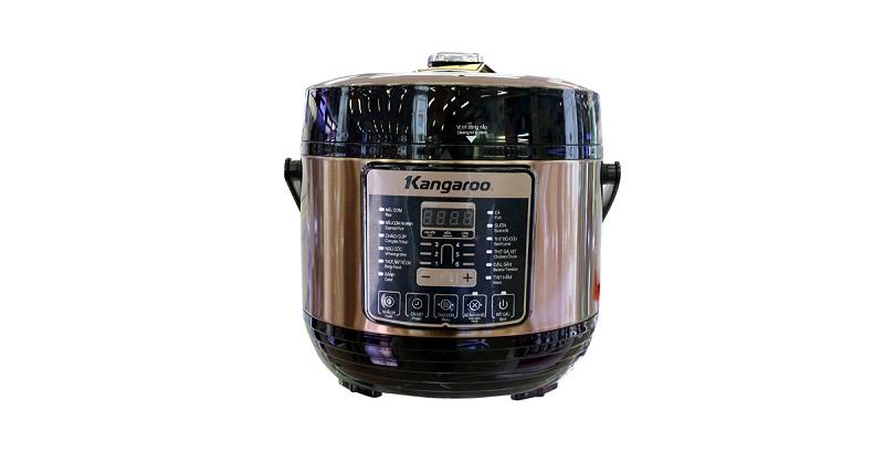 Nồi áp suất điện tử Kangaroo KG5P1