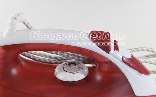 Bàn là hơi nước Kangaroo KG86