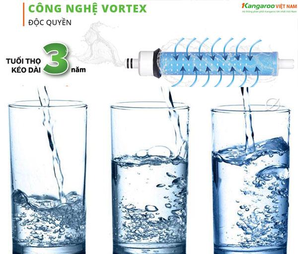 """4 lý do"""" rinh"""" siêu phẩm máy lọc nước Hydrogen Kangaroo KG100HQ"""