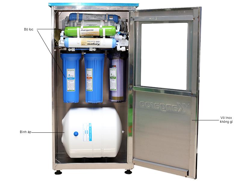 máy lọc nước kg109 Knt