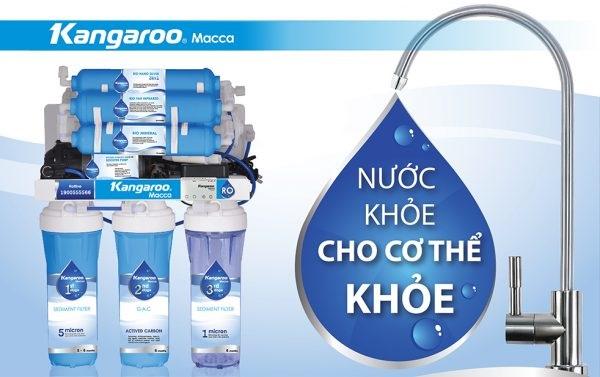 Máy lọc nước Kangaroo Macca KGMC09 - VTU-2