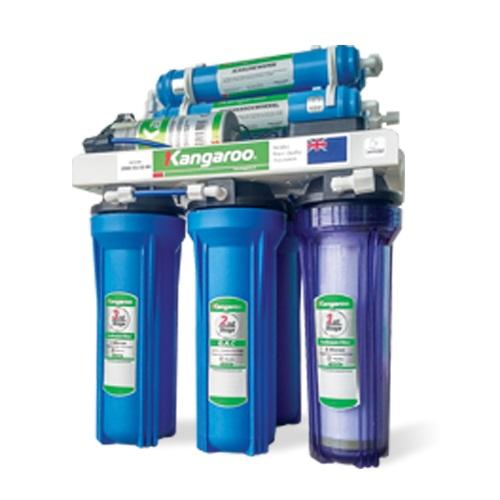 Máy lọc nước Kangaroo OMEGA+ KG02G4 VTU