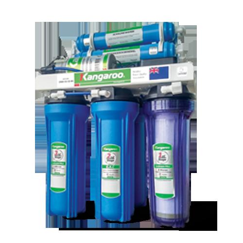 Máy lọc nước Kangaroo OMEGA+ KG02G4-KV (Không vỏ)