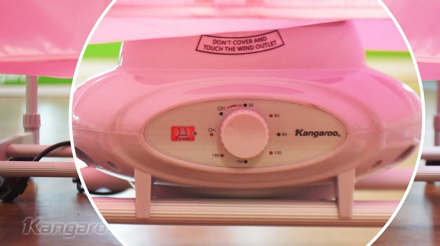 Máy sấy quần áo Kangaroo KG307