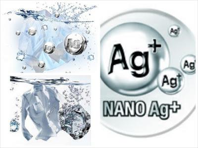 Công nghệ diệt khuẩn từ Nano bạc
