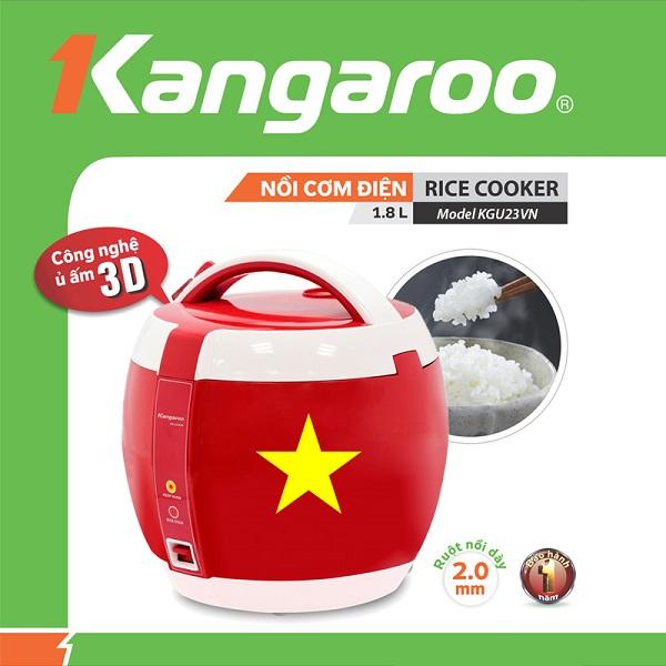 Nồi cơm điện Kangaroo KGU23VN