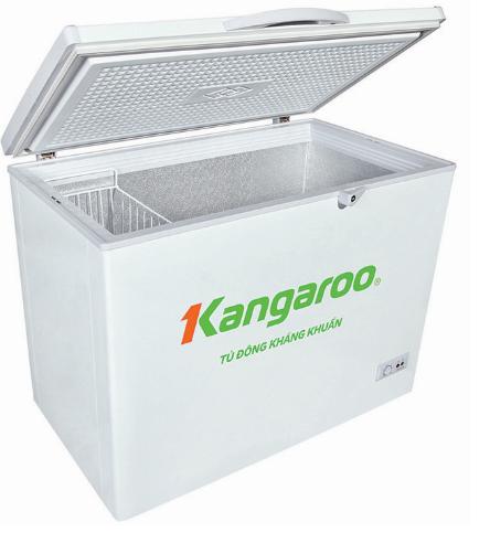 Tủ đông kháng khuẩn Kangaroo KG668VC1