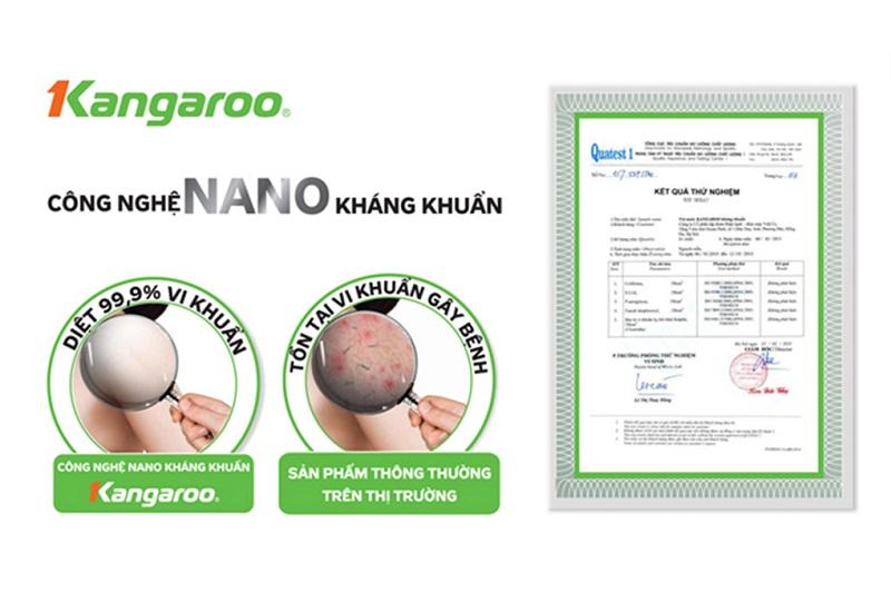 Tủ đông kháng khuẩn Kangaroo KG688VC2