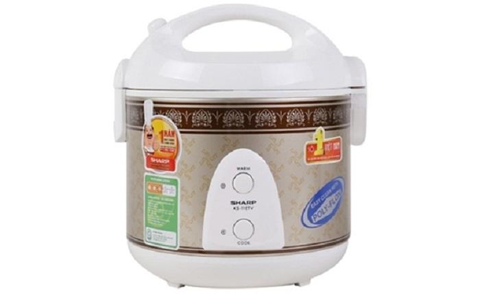 nồi cơm điện 1 lít nấu được cho bao nhiêu người ăn?